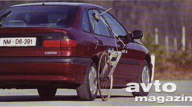 Renault Laguna 2.2 D RT