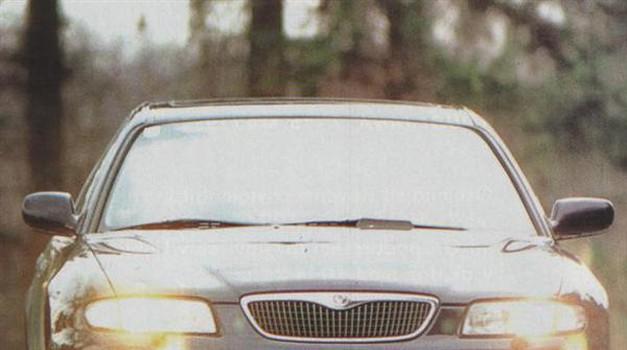 Mazda Xedos 9 V6 2.5