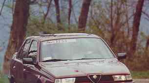 Alfa Romeo Alfa 155 1.7 Twin Spark