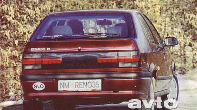 Renault 19 1.4 e RN