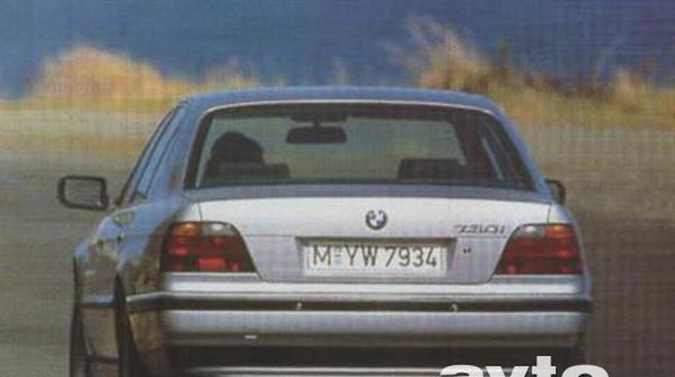 BMW 730i/740i