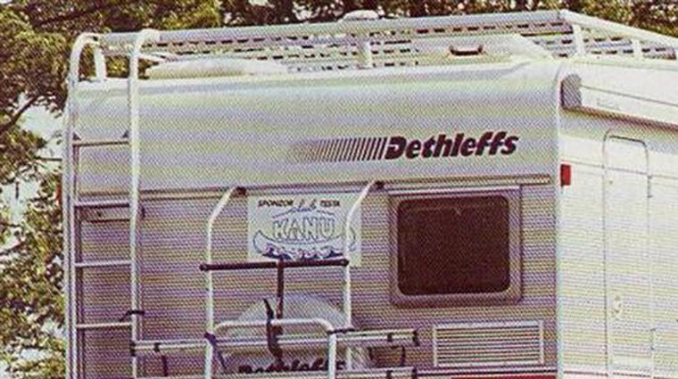 Dethleffs Globetrotter A 501