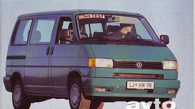 Volkswagen caravelle 2.5 GL syncro