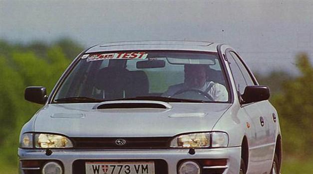 Subaru Impreza GT Turbo 4 WD