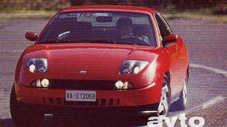 Fiat Coupe 16V Turbo Plus