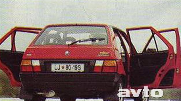 Škoda Favorit Special Line