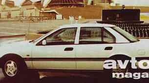 Ford Fairmont 5.0
