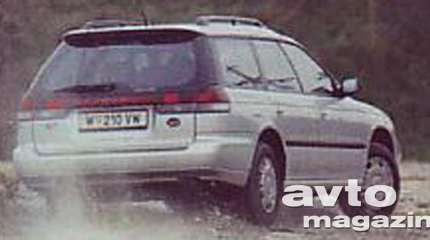 Subaru Legacy Station 2.2 GX 4WD