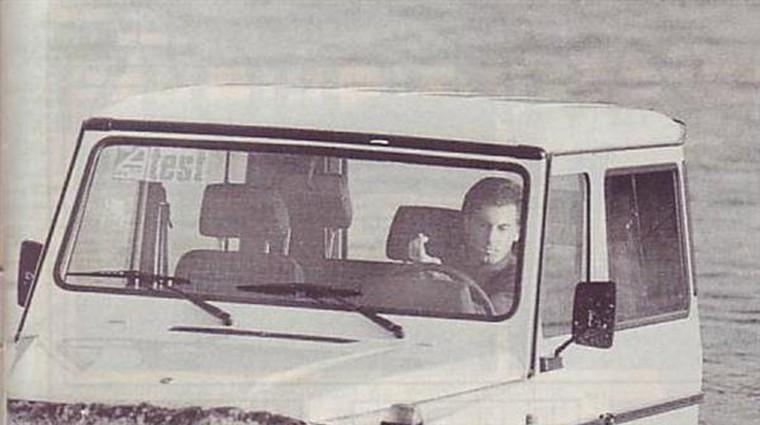 Puch 290 GD
