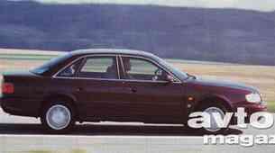 Audi A6 2,8 142 kW, Audi A6 1,8, Audi A4 1,9 TDI 81 kW