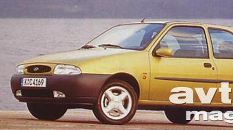 (novi) Ford Fiesta