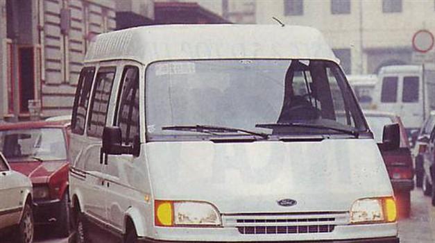Ford Transit 2.5 D Top line
