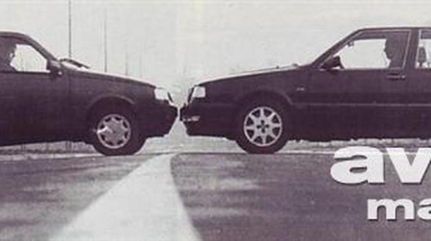 Lancia Y10 in Thema 3.0 V6