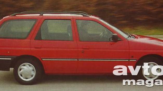 Ford Escort Turnier 1.6 CLX 16V