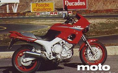 TDM 850