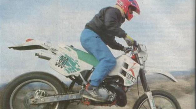 KTM 300 E-XC