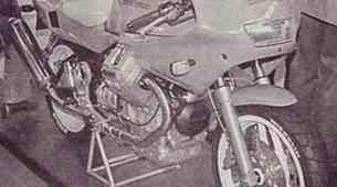 Moto Guzzi Daytona 1000 Fuel Injection