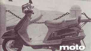 Yamaha XC 125 - Beluga