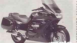 Honda ST TI00 PAN-European ABS-TCS