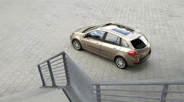 Novi Clio kombi