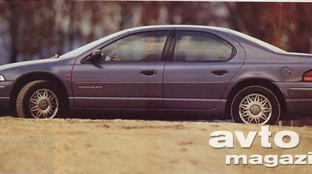 Chrysler Stratus 2.0 LE