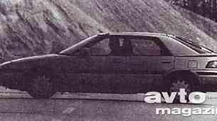 Mazda 323 F 1.6i