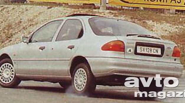 Ford Mondeo 1.8i 16V Ghia
