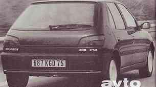 Peugeot 306 XRD, XTDT in XT Automatic