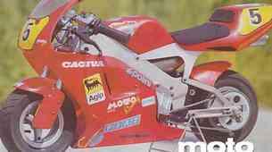 Polini dream bike 910