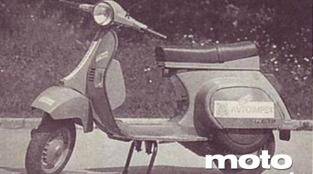 Piaggio Vespa PK 125 XL