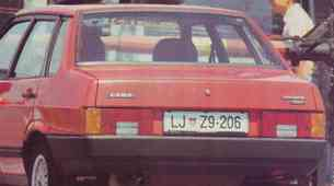 Lada Samara limuzina 1.5