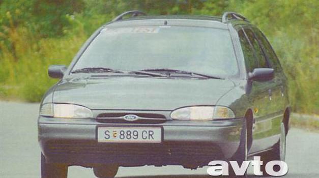 Ford Mondeo 1.8 GLX Traveller