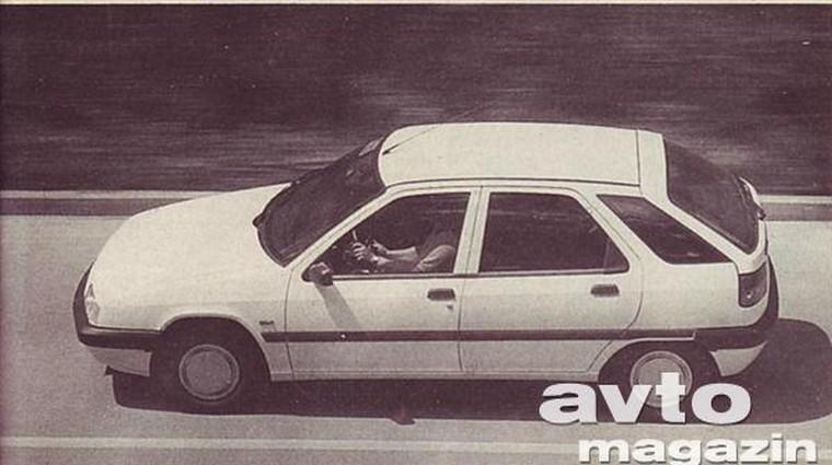 Citroën ZX Aura 1,9 D