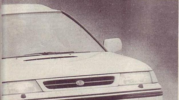 Subaru Legacy Super Station 4WD turbo