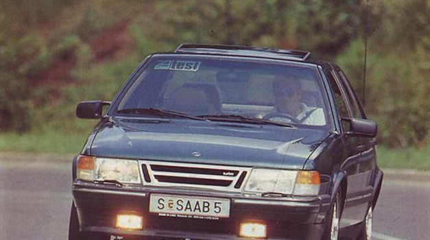 Saab 9000 CD 2,3 Turbo Griffin