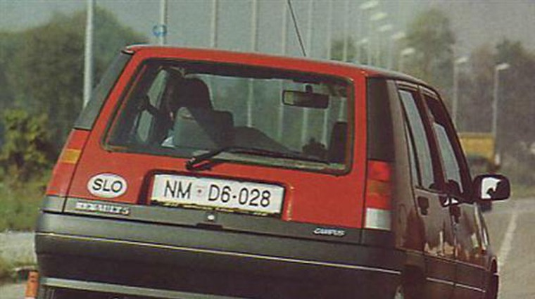 Renault 5 campus plus