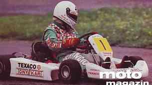Tony cart - Pavesi