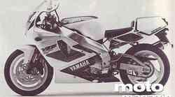 Yamaha YZF 750 R/SP