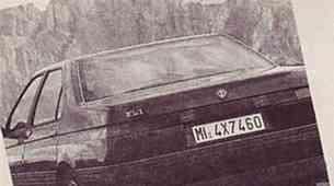 Alfa Romeo 164 Super V6 24V, 164 Super TDI in 164 Quadrifoglio