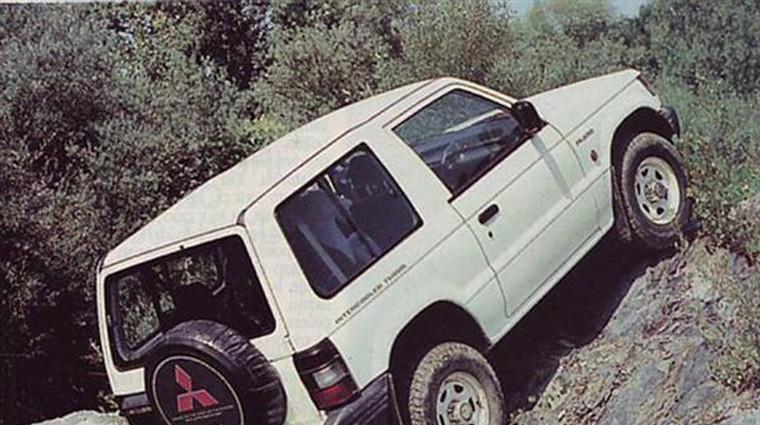 Mitsubishi Pajero 2500 TD GL