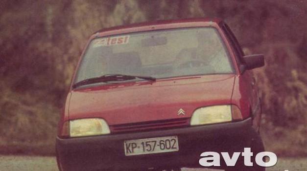 Citroën AX 14 RD