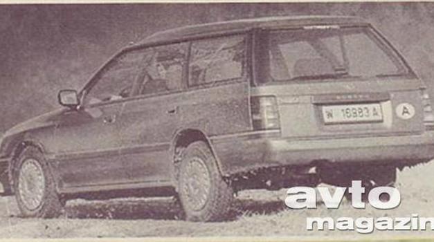 Suabu Legacy 1,8 GL 4WD Ranger