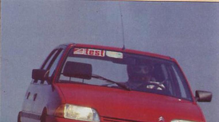 Citroën AX 11 TRS