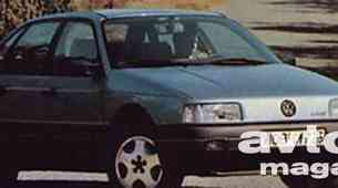 VW Passat VR6, PASSAT kat diesel