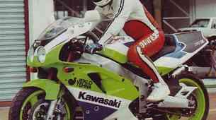 Kawasaki ZXR 750R