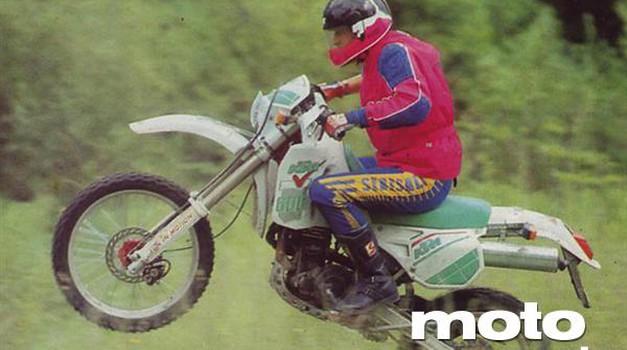 KTM 600 LC 4 enduro