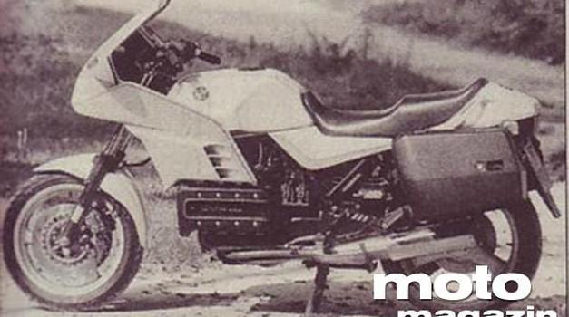 BMW K 100 RS 16V
