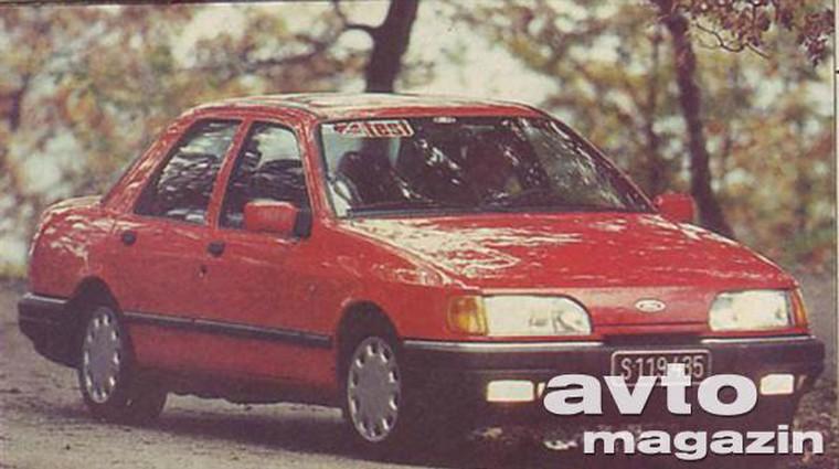 Ford Sierra 2.0 i ghia