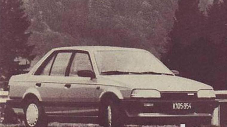 Mazda 323 (foto: Arhiv AM)