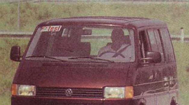 Volkswagen Caravelle 2.4 D